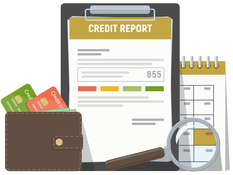 Vehicle Financing - Credit Score Policy\
